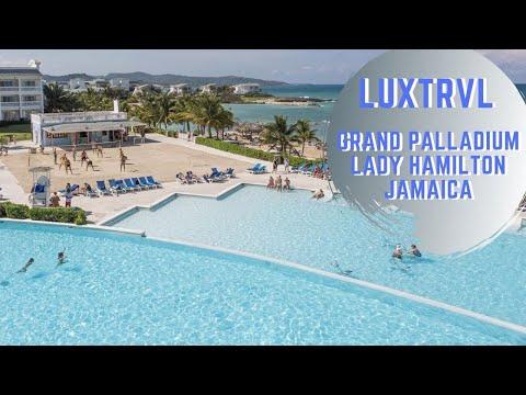 Grand Palladium Lady Hamilton in Jamaica Junior Suite