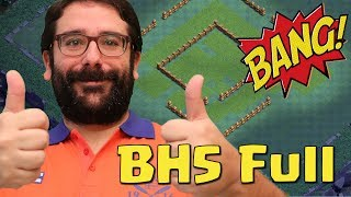 DISEÑO ANTICHINOS BH5! 100% REAL! | Clash of Clans