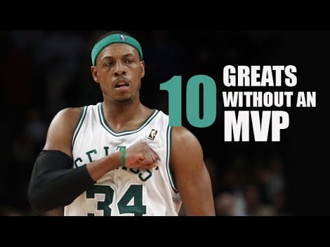 Top 10 NBA Stars Without A MVP Award