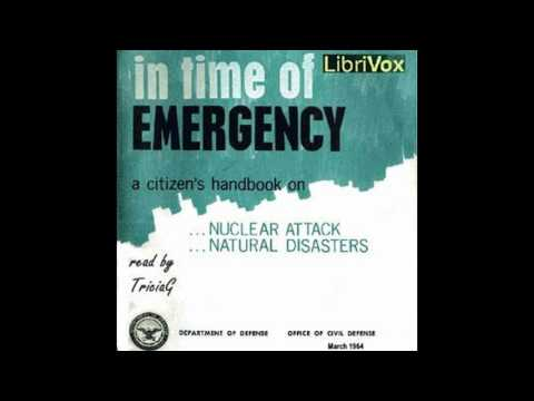 In Time Of Emergency by US Office of Civil Defense #audiobook