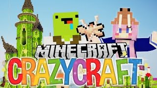 VooDoo Fail! | Ep 49 | Minecraft Crazy Craft 3.0