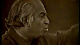 Zulfiqar Ali Bhutto Speaks on Shimla pact