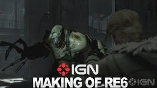 Making Resident Evil 6