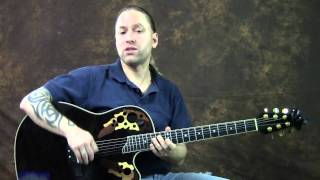 How Great Is Our God by Chris Tomlin - How To Play Guitar Lesson