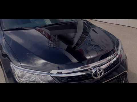 Новая Toyota Camry 2017 Найди 5 отличий