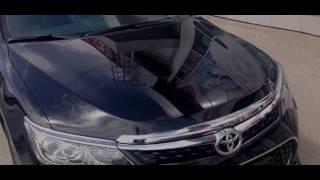 """Новая Toyota Camry 2017 """"Найди 5 отличий"""""""