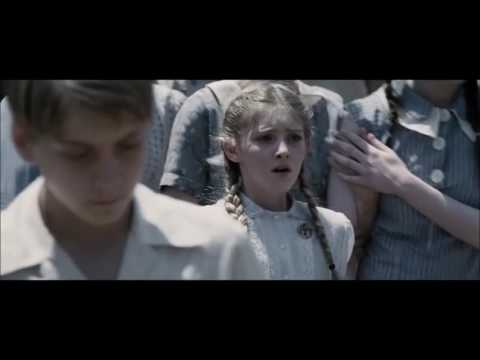 Before the Reaping Scene in The Hunger Games