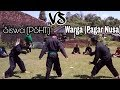 Siswa PSHT vs Warga pagar nusa