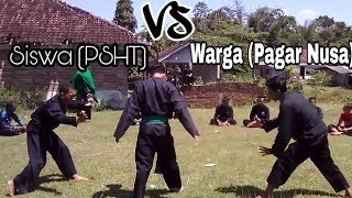 Download Video Siswa PSHT vs Warga pagar nusa MP3 3GP MP4