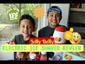 Jelly Belly Electric Shaver Review with Syrups included