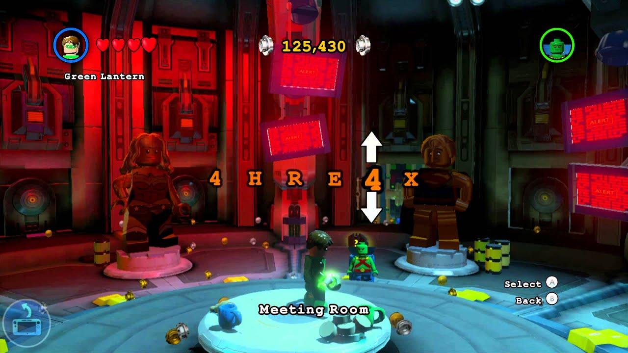Lego Batman 3 Beyond Gotham Doctor <b>Fate Cheat Code</b> - YouTube