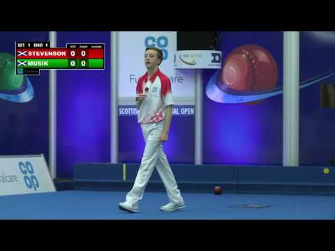 SYIBA Young Masters Final 2016-2017 sponsored by David Gourlay Bowls