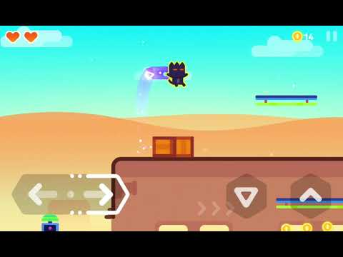 Download Super Phamtom Cat 2: Funny bug (part 5)