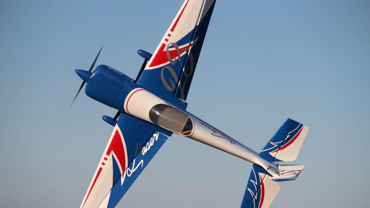 Pilot-RC: Laser - 2 61m (103