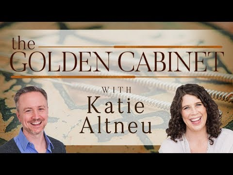 Interview with Katie Altneu  |  The Golden Cabinet Podcast Episode #13