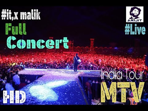 Arijit Singh | Aehmadabad | Full Concert | #AsNeverBefore| MTV India Tour | 6 Jan 2019 | Live  | HD
