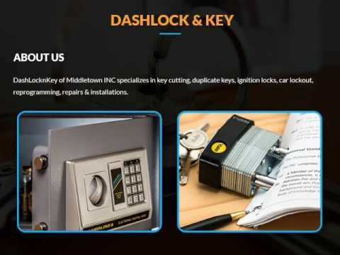 Locksmith Services in Middletown New York