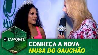 SBT Esporte - 19/03/19 - programa completo - Débora acompanha bastidores da Musa do Gauchão