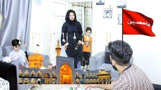 #فلم قصير  من #الواقع   عن البنات الي يروحن مشي لزياره الامام الحسين عليه السلام (المتبرجات)
