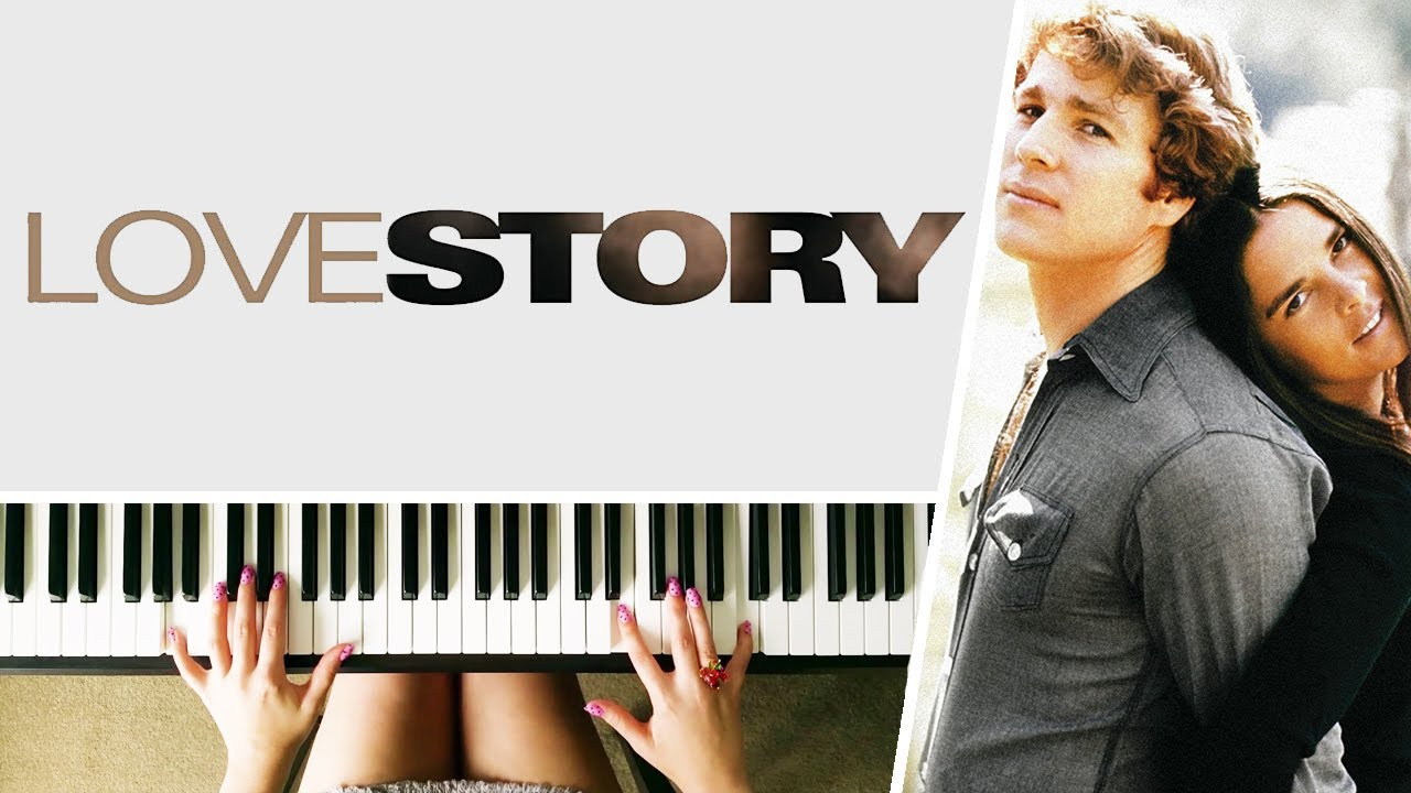 how to play theme from love story on piano