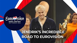Jendrik - The incredible road to the Eurovision Song Contest 🇩🇪