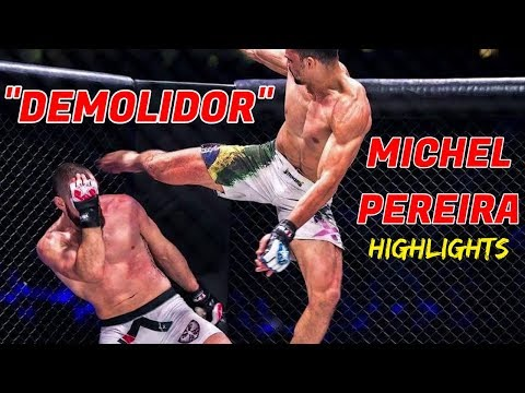 Michel Pereira - Capoeira Skill Amazing !! Meilleur Moments Et Premier Combat UFC ( Highlights )