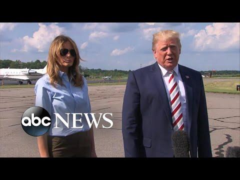 Trump faces questions