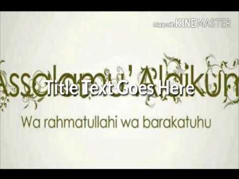 Lagu nasyid terbaik  (Rosulullah)