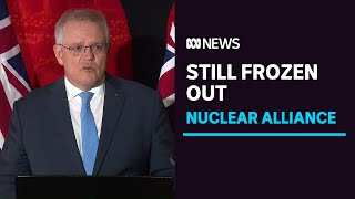 Morrison waiting for call with French President as ambassadors return to US   ABC News