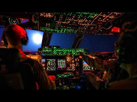 Pilots Encounter Something Unknown In The Sky Above Ireland