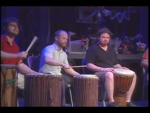 Drum Innovation: circAfrique at TEDxPurdueU