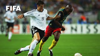 Cameroon v Germany, 2002 FIFA World Cup