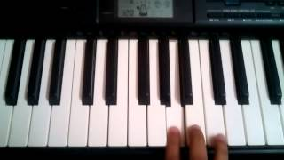 Dheere dheere se honey singh song on casio by Neha Gurav