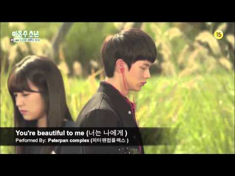 Plus Nine Boys FMV - You're Beautiful to Me [Ft. Park Chorong & Yook Sungjae]