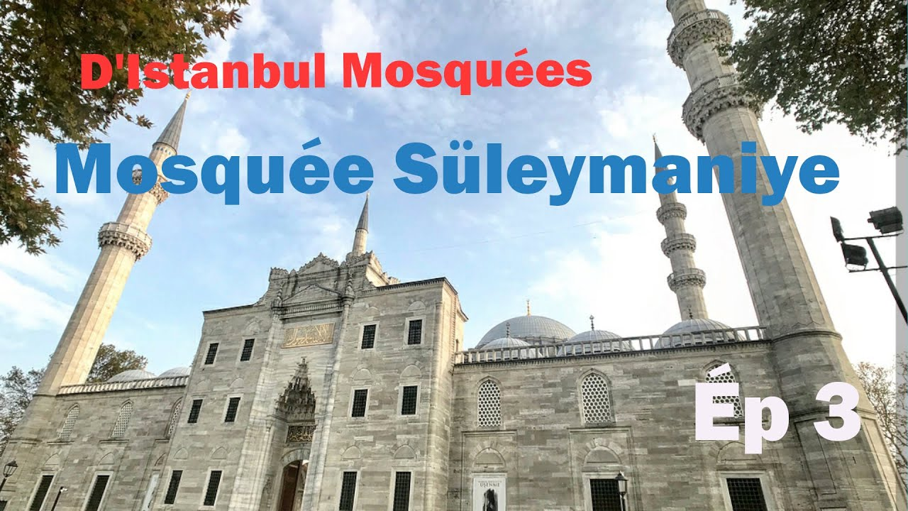 Moschea di Solimano, istanbul
