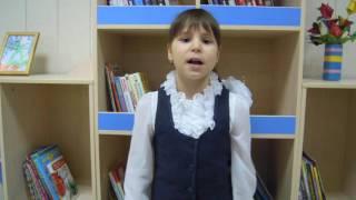 Страна читающая — Одинцова Диана читает произведение «Стихи о рыжей дворняге» Э. А. Асадова