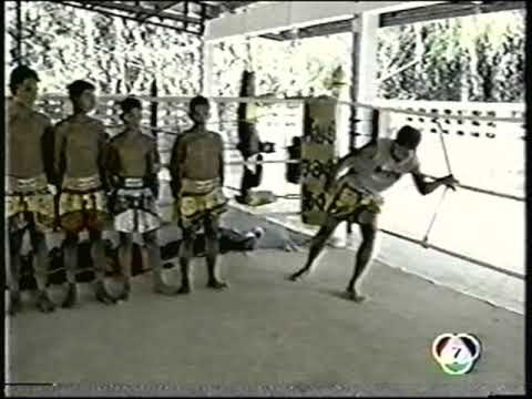 Sityodtong Mae Mai Muay Thai Technique