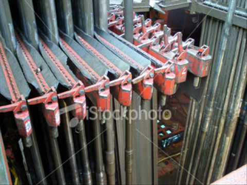 Fingerboard Cylinders For Off Shore Oil Rigs Bullet