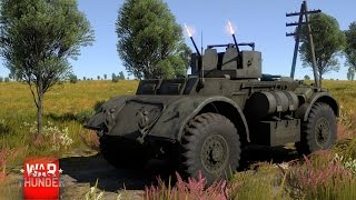 War Thunder. T17E2 карает танки.