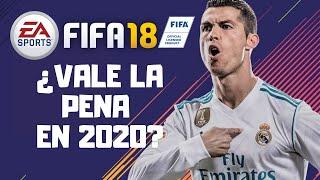 VALE LA PENA COMPRAR FIFA 18 EN 2020? - REVIEW, GAMEPLAY Y MÁS