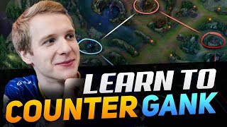 Tired of Your Lanes Feeding to Ganks? Counter Gank like G2 Jankos!
