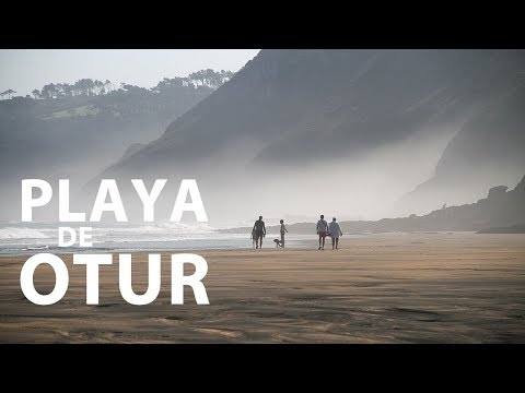 vídeo sobre Playa de Otur