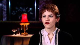 Emma Watson's interview for My Week With Marilyn