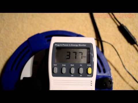 GTX 980 Vs 780 Ti Power Consumption Test