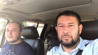 Едем с Хасу Саидовым для съёмок на место поисков Ноева Ковчега
