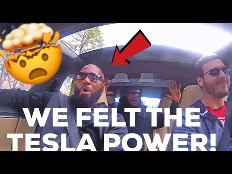 85 D TESLA ALERT! EXCLUSIVE REVIEW (MUST SEE) CARS & COFFEE 6 PART 1