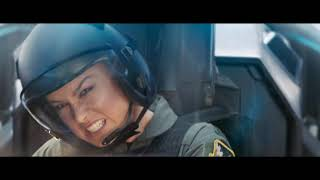 "Capitana Marvel de Marvel Studios - ""Rise Spot"""