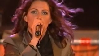 "Ace of base performs their hit songs ""life is a flower"" and ""Cruel ..."