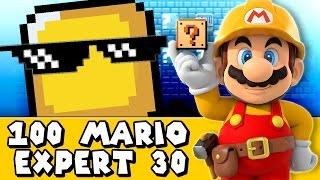 Super Mario Maker: Say NO, To Kaizo (Expert #30)