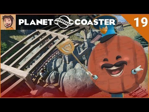 Let's Play Planet Coaster - Hard Mode - Part 19